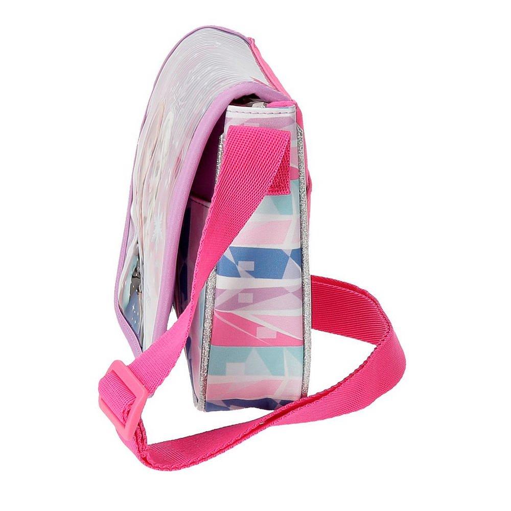 1.02 liters 17 cm Disney Fantasy Messenger Bag Pink Rosa