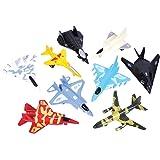 9 Piece Die Cast Air Force Jet Playset