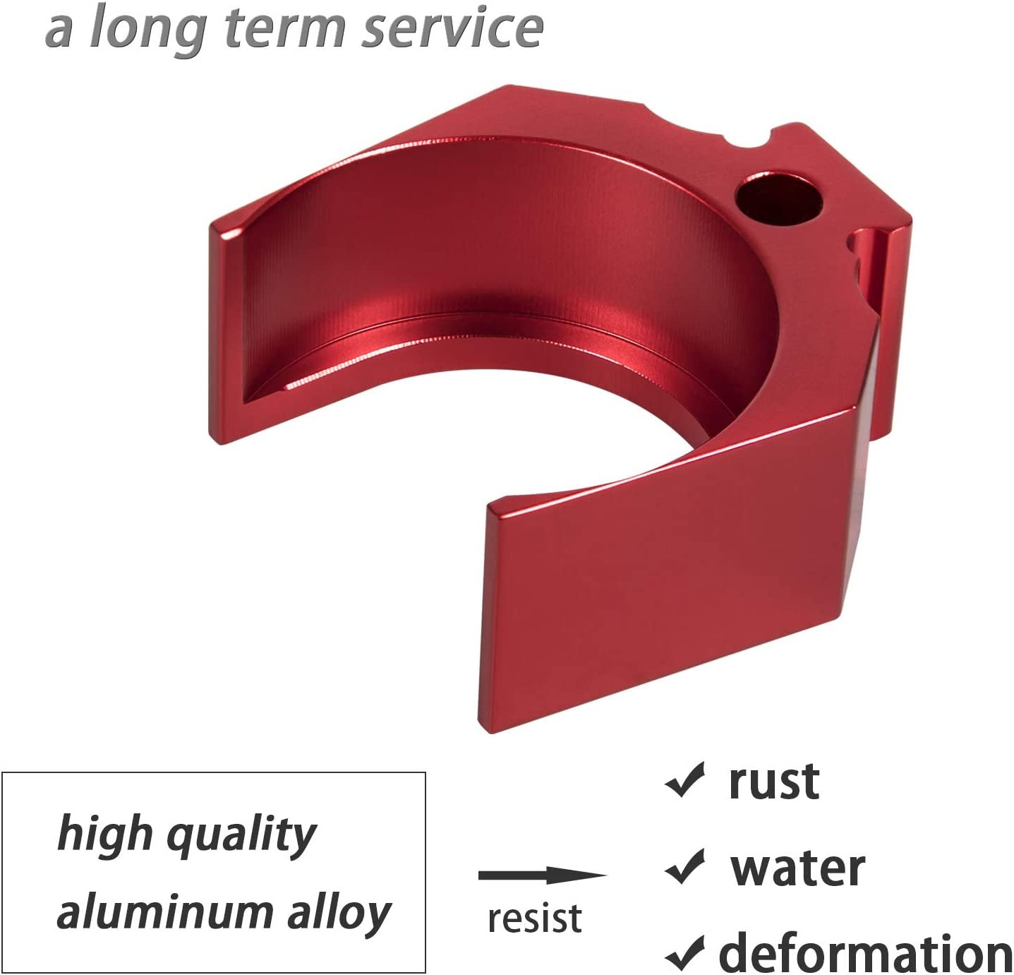 C-15 and C-16 Truck Engines Alternative to 9U-7227 Adjustment Gauge Tool(red) Yoursme for Caterpiller Injector Height Tool for Caterpiller 3406E