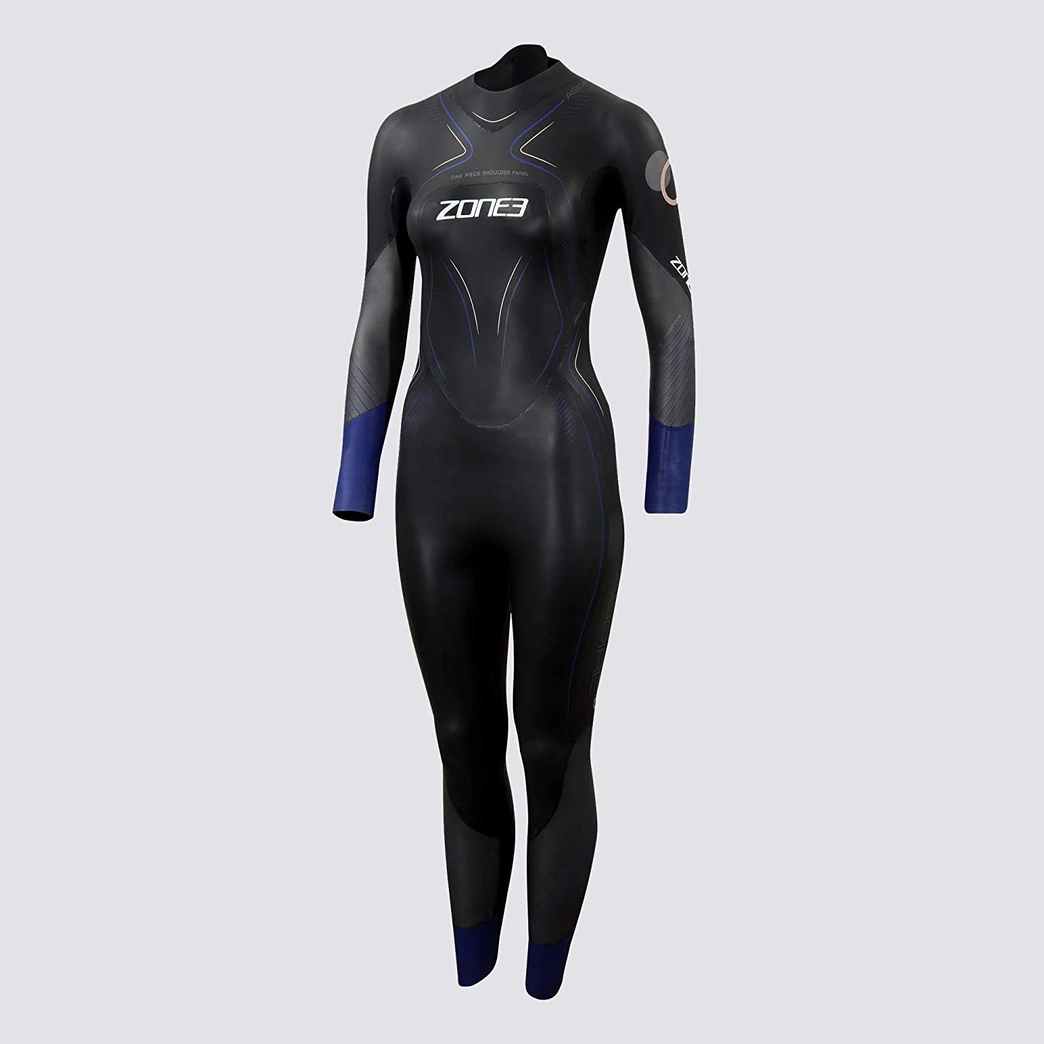 triathlon open water swimming stand up paddle ZONE3 Womens Aspire Wetsuit 2019 SUP