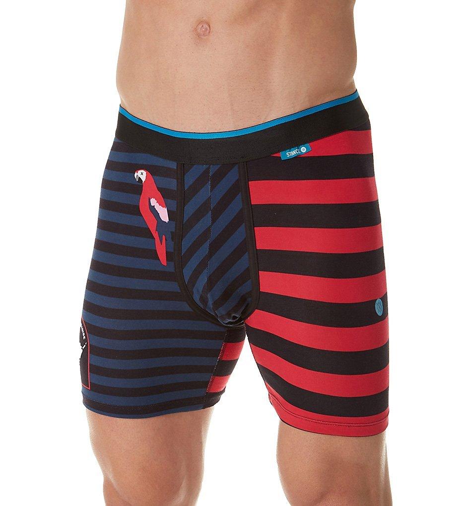 Stance Men's Travel Vibes Underwear,Small,Blue