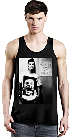1eae650bd32408 The Smiths Morrissey Penis Mighter Than Sword Tank Top  Amazon.co.uk   Clothing