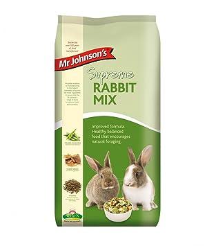 Mr Johnson S Supreme Rabbit Mix 15 Kg
