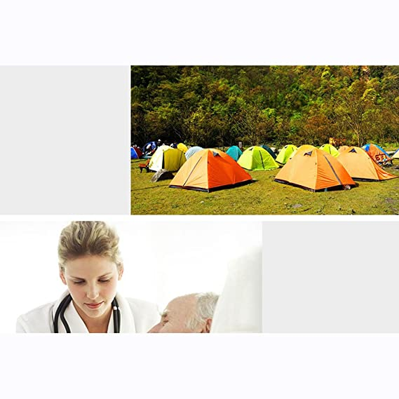 Bolsas Desechables Portátiles para Menta y Vómito Juego de 8, Travel Collection Pee Bag, Bolso de emergencia para pisar para actividades al aire libre de ...