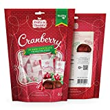 Cheap Fruits in Chocolate Dark Chocolate Covered Cranberries, 6 Oz Bag