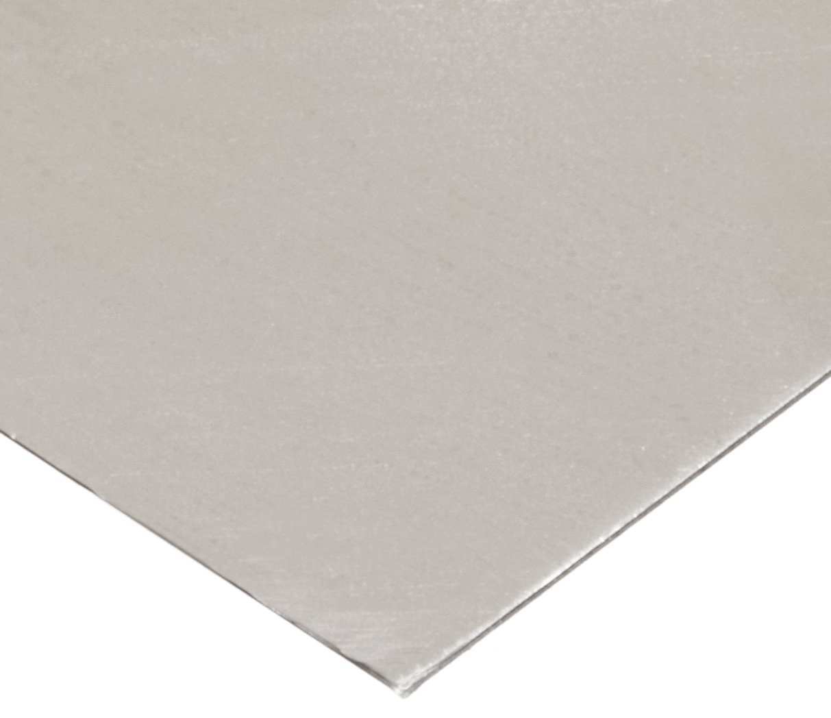 Mill 316 Stainless Steel Sheet Unpolished 24 Length AMS 5513//SAE AMS 5516 20 Width Finish 0.010 Thickness