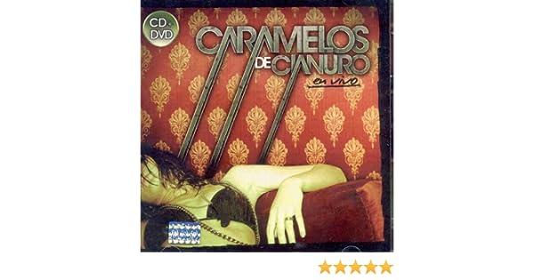 caramelos de cianuro en vivo dvd