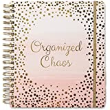 2018-2019 Daily Calendar Agenda and Planner: Track Appointments, Tasks and Increase Productivity with 17-Month Daily and Weekly Personal Organizer for Home or Office (Organized Chaos)