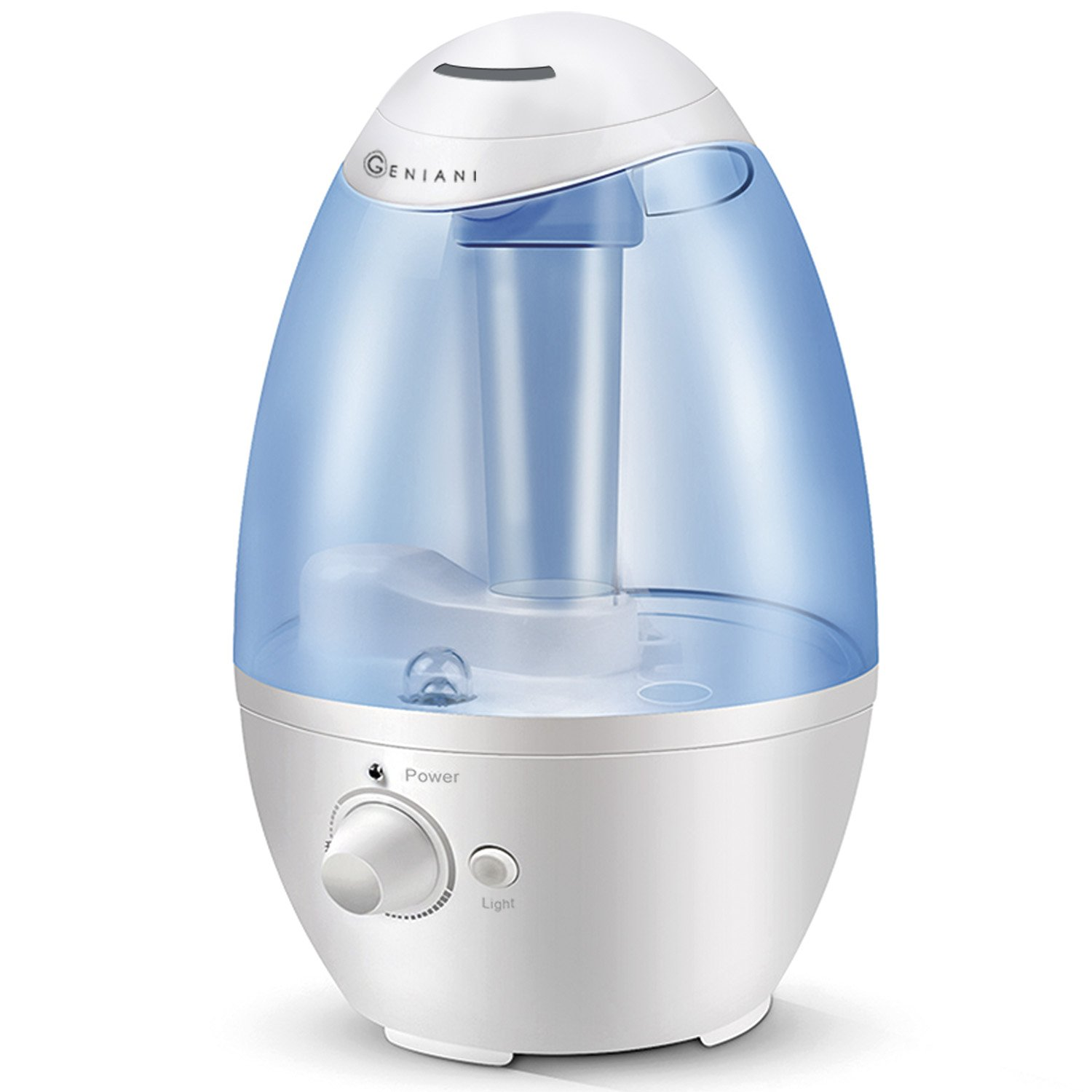 GENIANI Ultrasonic Cool Mist Humidifier Review