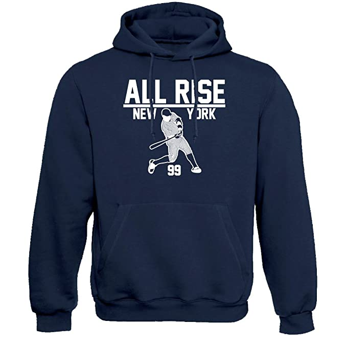 New York All Rise for Judge Hoodie Sweatshirt