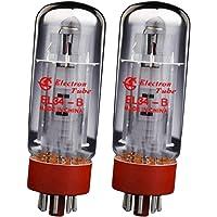 Almencla 2 PCS EL34 Tubo de Electrones