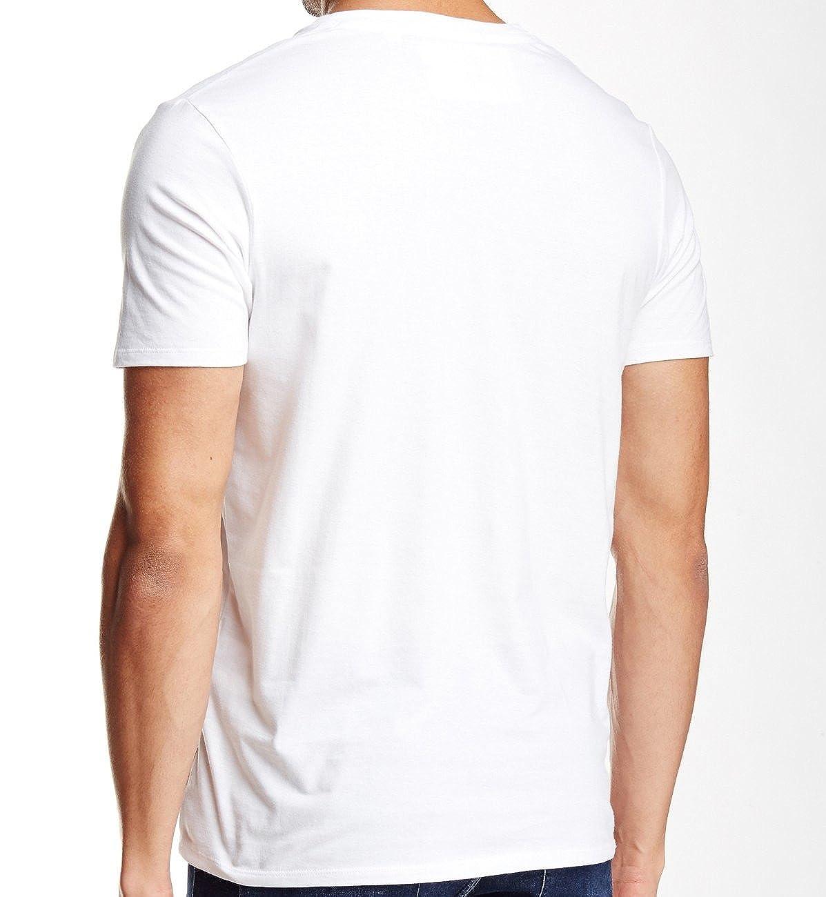 Ben Sherman Basic Mens V-Neck T Shirt