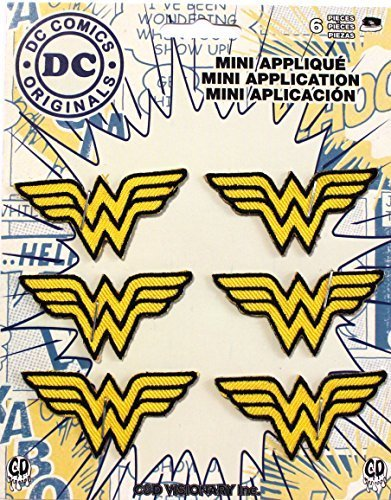 Dc Comics Patch-Wonder Woman Insignia 2.25