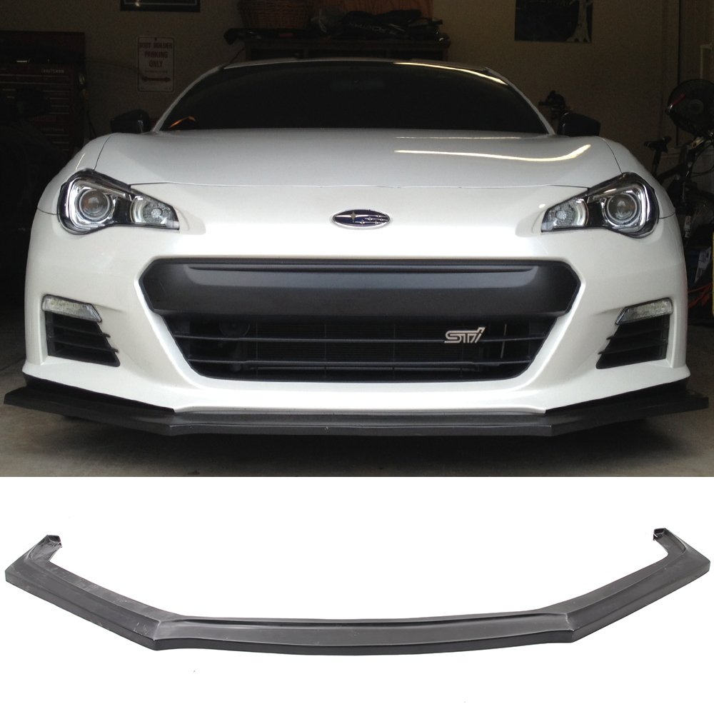 Limited Time Special Price Fits 13-16 Subura BRZ IKON Style Front Bumper Lip PU