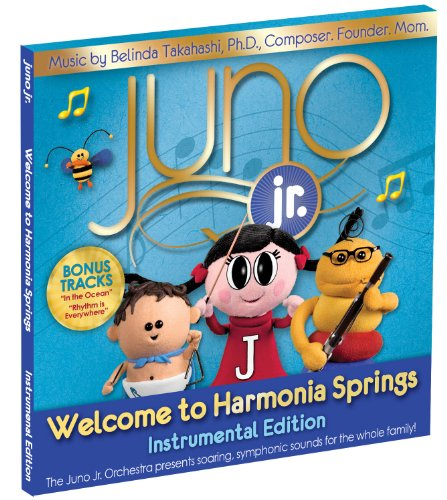 Juno Jr. 151; Welcome to Harmonia Springs151; Instrumental Edition