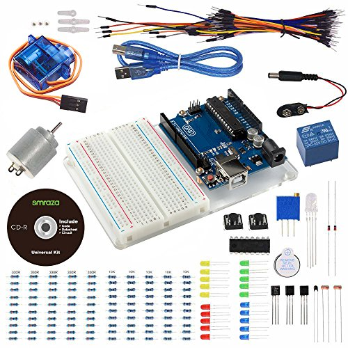 smraza-ultimate-uno-project-starter-kit-with-breadboard-holderdc-motor-and-detailed-tutorial-for-ard
