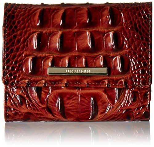 Brahmin Hope Wallet, Pecan, One Size