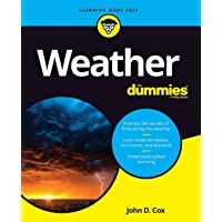 Weather For Dummies (For Dummies (Computer/Tech))
