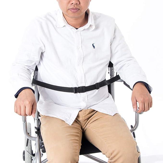 Cinturón universal para silla de ruedas, arnés de seguridad ...