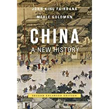 China – A New History 2e Enlarged edition OISC
