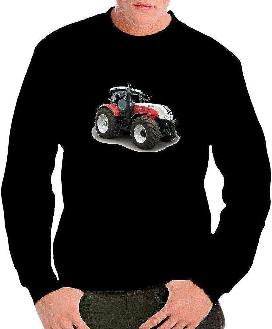 Traktor Steyr CVT 2665 by Im-Shirt Traktoren Unisex Sweatshirt