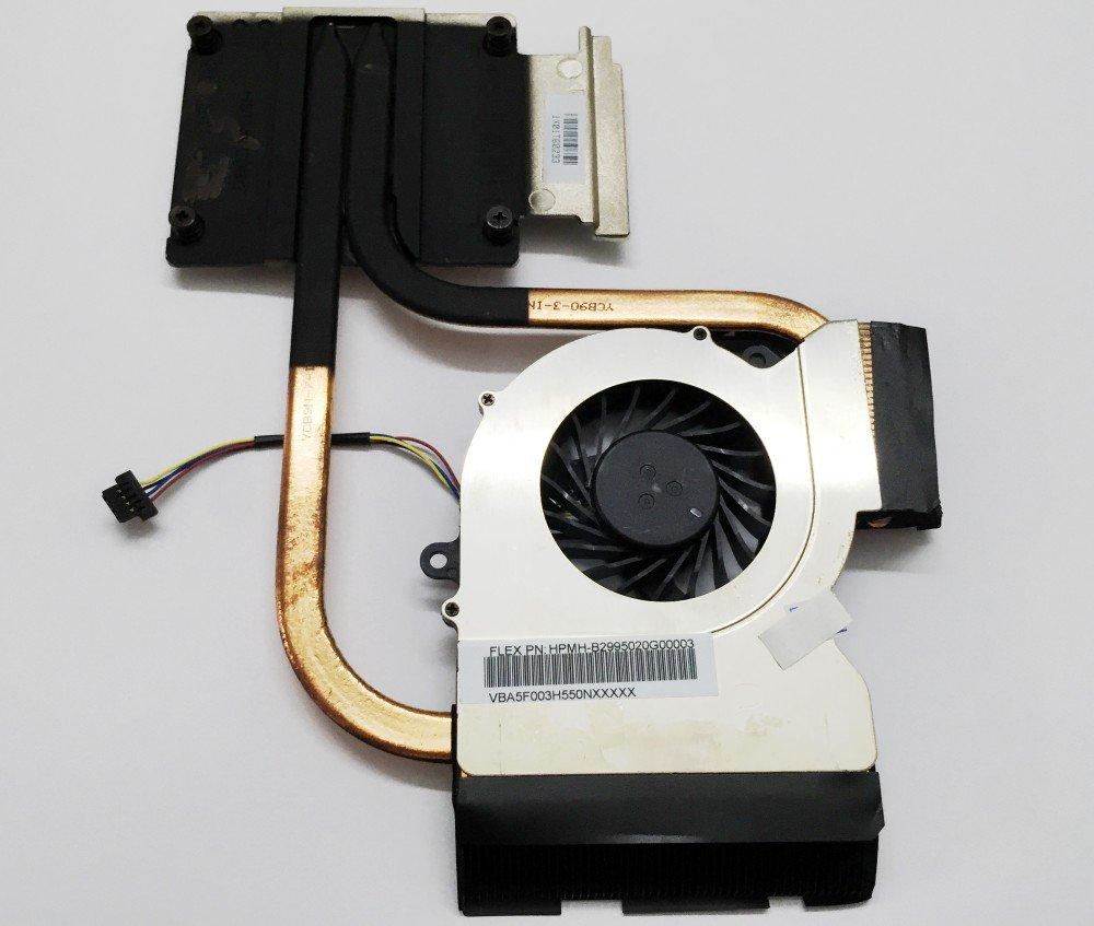 Cooler Con Disipador Para Hp Dv7-6000 Dv6-6000 665277-001