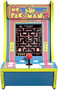 Arcade1Up MS. Pac-Man Counter-Cade - 4 Games in 1