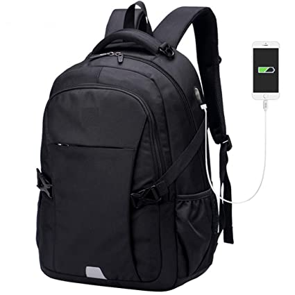 c66daa03334e Image Unavailable. Image not available for. Color  AHWZ Smart Backpack