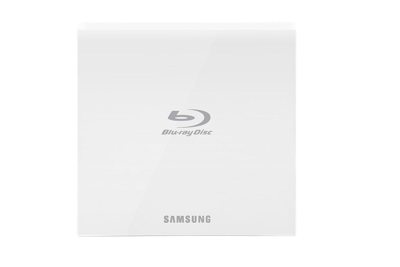 Samsung Slim 3D External Blu-ray - White