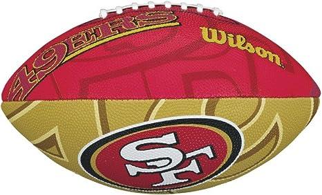 NFL Seattle Seahawks Team Logo Junior American Football Ball Kids Wilson