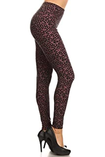 b8cad2fd802 Amazon.com  Leggings Depot Women s Ultra Soft Printed Fashion ...