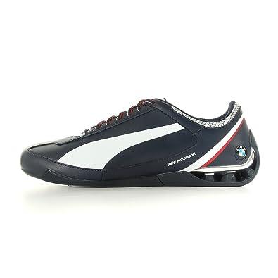 Puma Power race bmw ms sl, Herren Sneaker Blau Bleu marine
