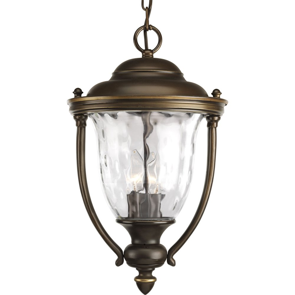 Progress Lighting P5584-108 Prestwick 3-light Hanging Lantern by Progress Lighting