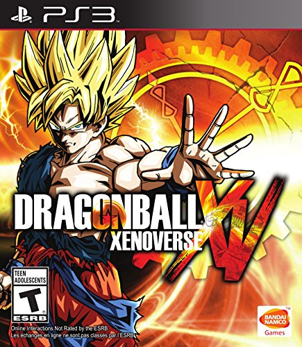 Dragon Ball Xenoverse PlayStation 3 product image