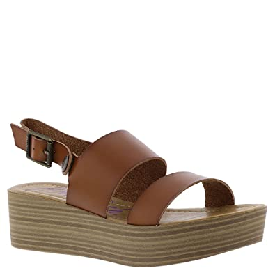 1ee7932e9a Amazon.com | Blowfish Women's Lola Wedge Sandal | Platforms & Wedges