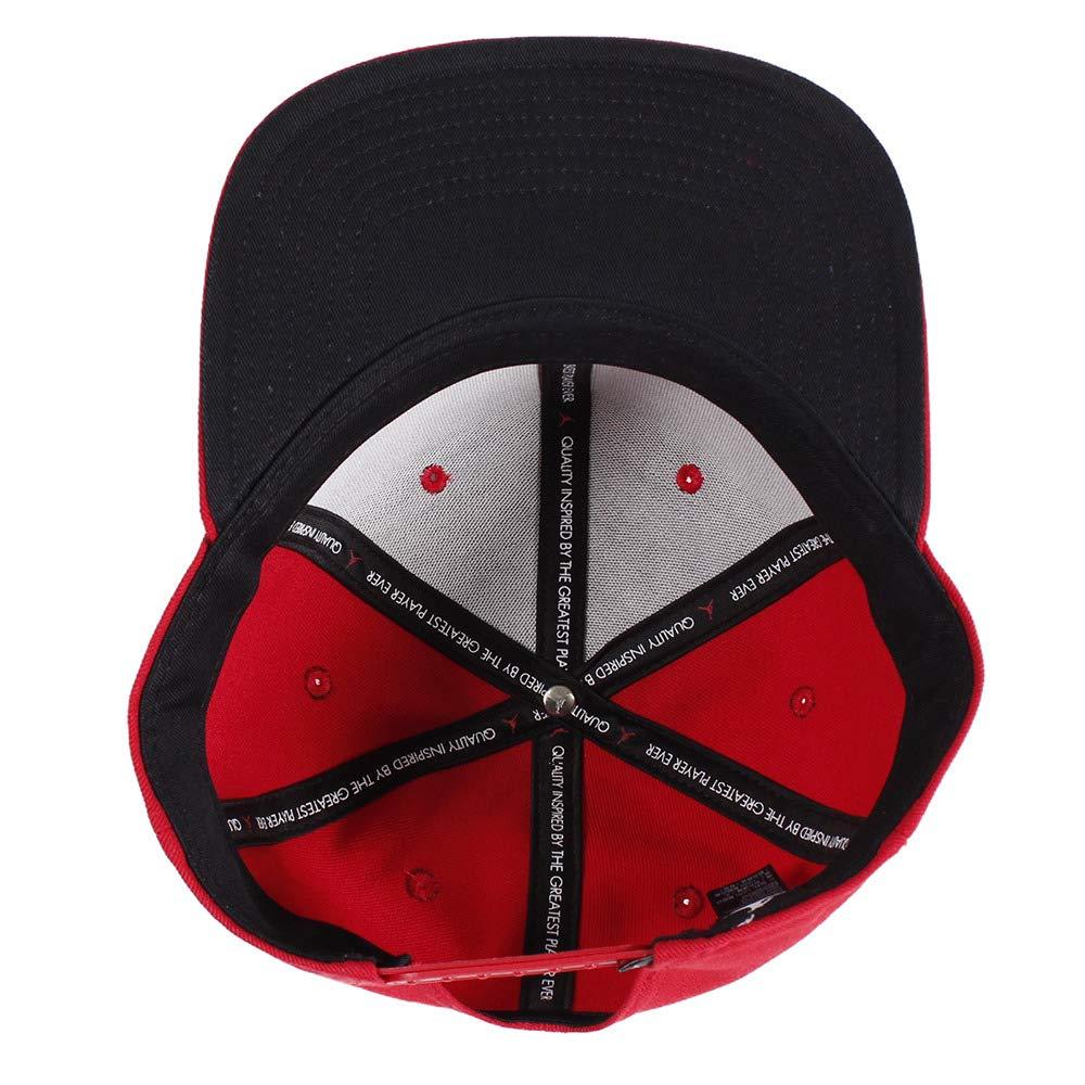 Black Cappello Uomo Nike Jordan PRO Jumpman Snapback MISC