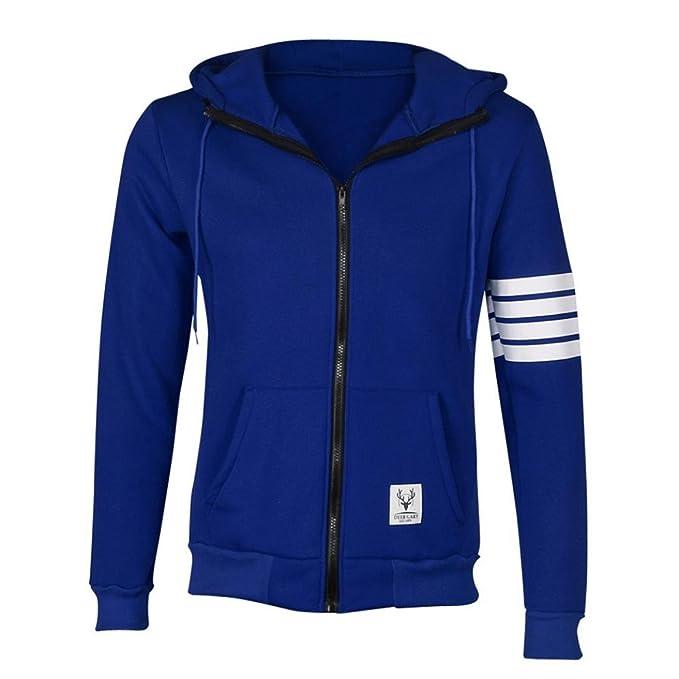Coversolate Moda hombres Hoodies marca deportiva traje de alta calidad Hombres sudadera con capucha casual Zipper