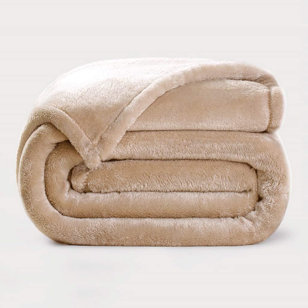 フランネルフリース高級投球毛布軽量居心地の良い豪華なマイクロファイバー厚い暖かい毛布 キャメル (色 200X230cm B07PZ9QWYD : キャメル, サイズ さいず : 200X230cm) 200X230cm キャメル B07PZ9QWYD, カデンショップ:e2420ee0 --- ijpba.info