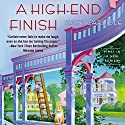 A High-End Finish Audiobook by Kate Carlisle Narrated by Angela Starling