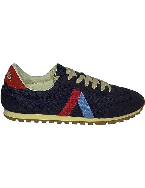 El Ganso Zapatillas RWALKING Wash Marino 45: Amazon.es: Zapatos y complementos