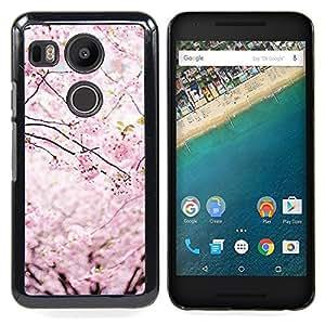 BullDog Case - FOR Huawei Nexus 6P - Vintage Vignette Summer - Dise???¡¯???¡Ào para el caso de la cubierta de pl???¡¯????stico Chicas