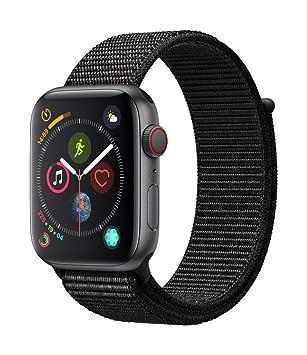 Apple Watch Series 4 Reloj Inteligente Gris OLED Móvil GPS ...