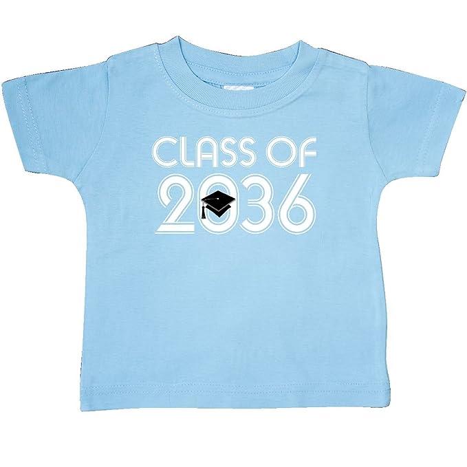 inktastic Class of 2036 School Graduation Toddler T-Shirt