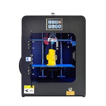 J&T3Dプリンター本体卓上3Dプリンター高精度3Dprinter金属構造フレームフルカラータッチパネルオートレベリング停電回復機能/フィラメント切れ検出機能付き運転中LEDライト照明機能自動シャットダウン造形サイズ150*135*150mmPLA/ABS/PC/NL等対応ミニタイプ省スペース操作簡易PLA1リール付きJT-28-026