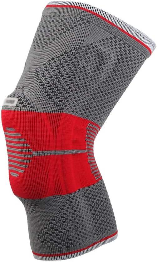 膝当て 膝パッド 通気性 メニスカス保護 ニーパッド 作業用 弾力性 膝プロテクター 衝撃吸収 靭帯保護 ひざサポーター 膝をつくお仕事にも最適 野球 シングル 自転車 ユニセックス P-77 (B)