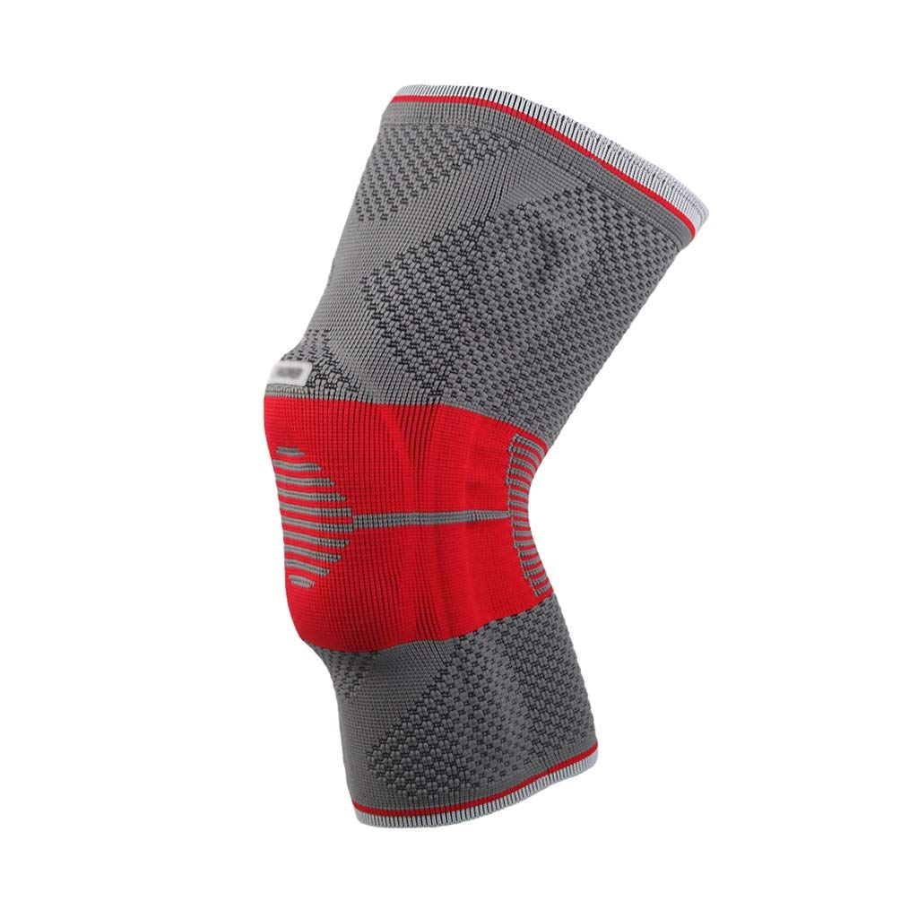 膝当て 膝パッド 通気性 メニスカス保護 ニーパッド 作業用 弾力性 膝プロテクター 衝撃吸収 靭帯保護 ひざサポーター 膝をつくお仕事にも最適 野球 シングル 自転車 ユニセックス XD-97 (B)
