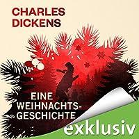 Eine Weihnachtsgeschichte Hörbuch von Charles Dickens Gesprochen von: Helmut Krauss