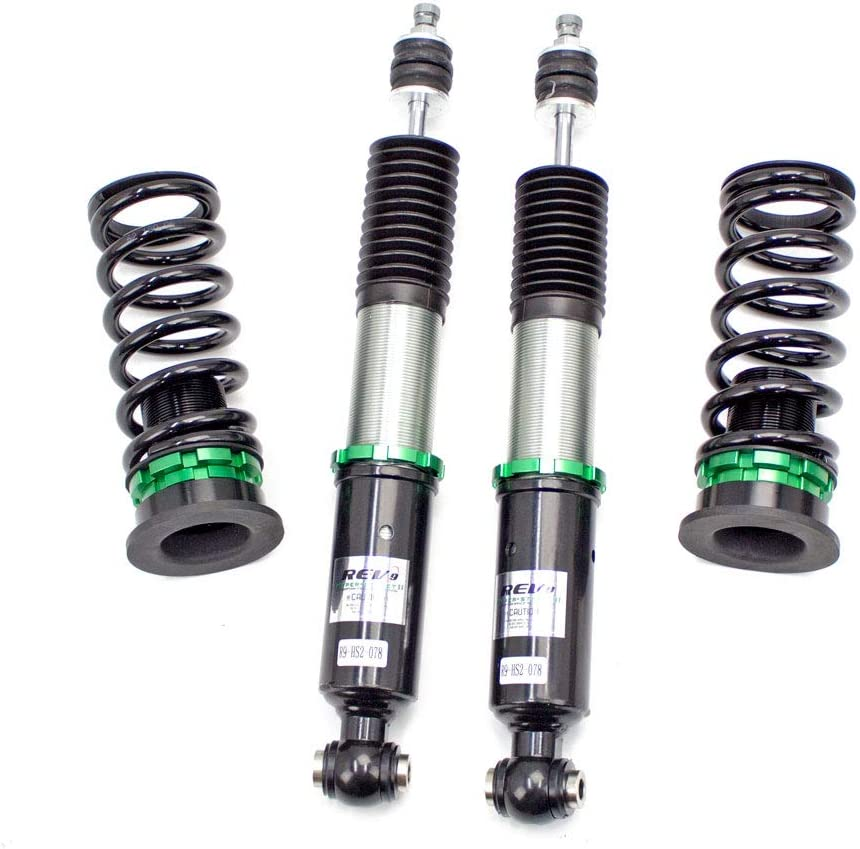R9-HS2-078 made for Ford Mustang 2005-14 Hyper-Street II Coilovers Lowering Kit by Rev9 32 Damping Level Adjustment