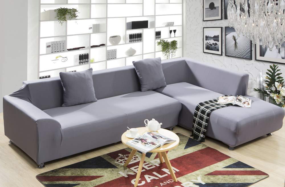 Amazon.com: TT&CC - Funda para sofá de poliéster y elastano ...