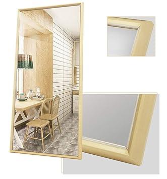 Specchio da Pavimento per Camera da Letto con Specchio ...